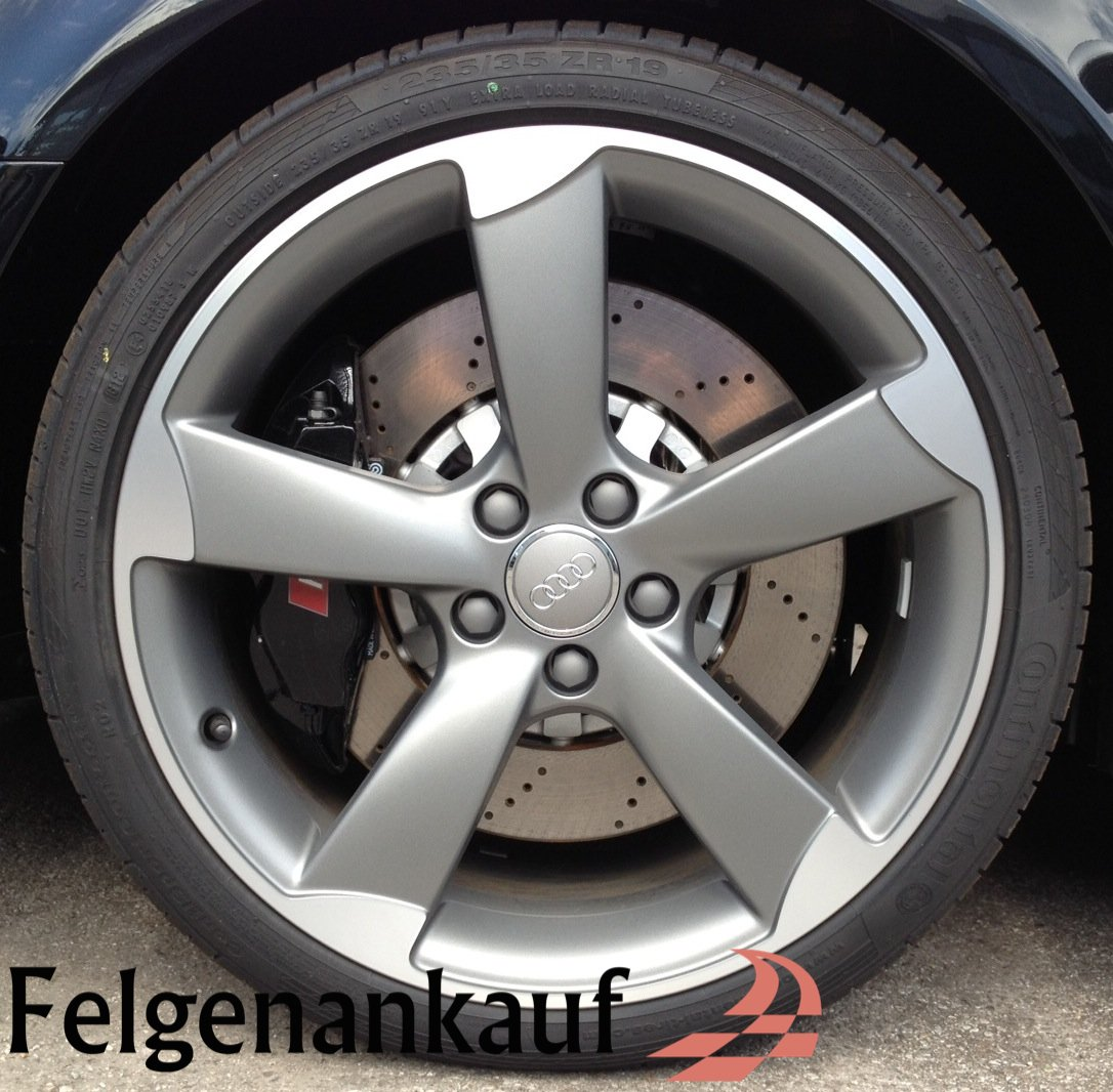 Audi Alufelgen Sommerr 228 Der Winterr 228 Der Online Verkaufen