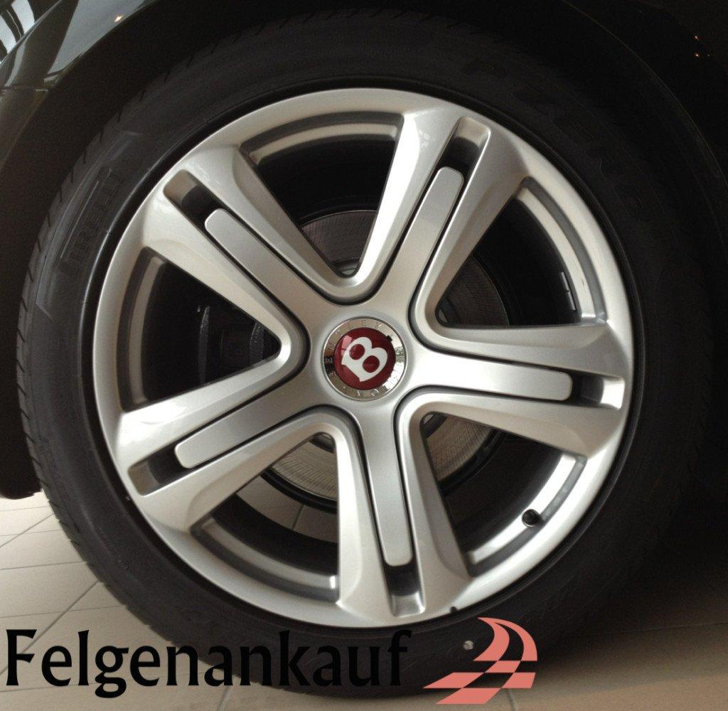 Modellbeschreibung Zum Bentley Continental Flying Spur: Bentley Winterräder Alufelgen Sommerräder Online Verkaufen