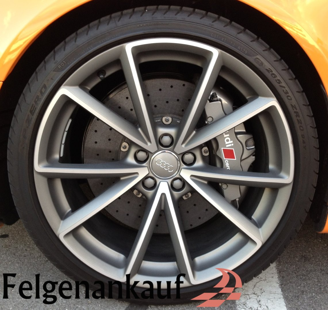 Audi Felgen Und R 228 Derankauf Online Felgen Reifen